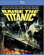 BLU-RAY Raise the Titanic (Blu-Ray/DVD) NEW