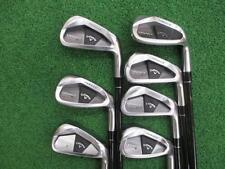 Henrik Stenson CALLAWAY Legacy Black 7pc Tour-AD S-flex IRONS SET Golf Clubs