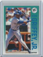 1992 Fleer #279 - Ken Griffey Jr Seattle Mariners HOF - Mint