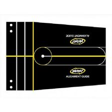 YES GOLF ALIGNMENT PUTTING GUIDE TRAINER PRACTICE DEVICE.