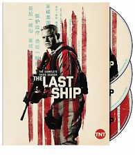 THE LAST SHIP SEASON 3 DVD, INCLUDES EXCLUSIVE DOCUMENTARY, NEW AND SEALED