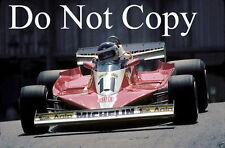 Carlos Reutemann Ferrari 312 T3 Monaco Grand Prix 1978 Photograph 4