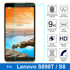9H 0.26mm Tempered Glass Film for Lenovo S8 S898T Screen Protector pelicula
