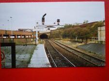 PHOTO  BLACKBURN RAILWAY STATION LOOKING EAST 7/4/96
