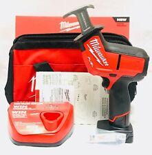 Milwaukee 2520-21XC M12 FUEL 12-Volt HACKZALL Reciprocating Saw w/ Battery