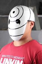 Tobi Obito Naruto Uchiha helmeNaruto Akatsuki Ninja Madara Uchiha helmet Cosplay