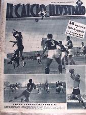 IL Calcio Illustrato 18/09/1946 Speciale con tutte le squadre di A  [GS35]
