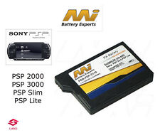 PSP-S110 1200mAh Battery For Sony PSP-2000 PSP3000 PSP Lite PSP Slim