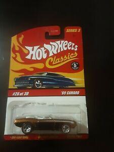 Hot Wheels Classics Series 3 69 Camaro Convertible