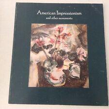 American Impressionism Catalog Cora Smalley Leo Dabo Spring 1989 062517nonrh2
