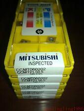 50PCS MITSUBISHI CCMT060202 US735 CCMT21.50.5 Carbide Inserts NEW