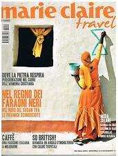 MARIECLAIE TRAVEL - N.9 2011 - SUDAN - ARMENIA - MELBOURNE - BERMUDA - MODA SOLE