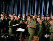 JOHN WAYNE THE GREEN BERETS RARE BEHIND THE SCENES RECORDING TITLE SONG