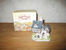DAVID WINTER *NEW* Maison Cottage The Bakehouse House 10x9cm
