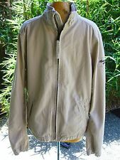 ABERCROMBIE & FITCH Preston Ponds JACKET Large L Beige New with Tag NWT