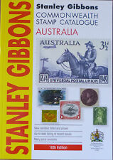 STANLEY GIBBONS 2016 AUSTRALIA & COLONIES STAMP CATALOGUE 10th Edition **COLOUR*