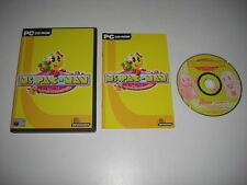 MS PAC-MAN Quest For The Golden Maze Pc Cd Rom Original with Manual - FAST POST
