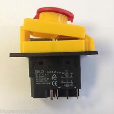 Saftey Red Cut off killer Universal DKLD DZ-6-2 15 Amp NVR switch emergency stop