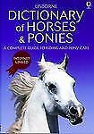 Dictionary of Horses And Ponies: Internet Linked, Reid, Struan, Good Book