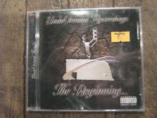 Undaground Recordings The Beginning RARE Midwest US Nebraska Rap CD NEW SEALED