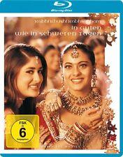 IN GUTEN WIE IN SCHWEREN TAGEN (Shah Rukh Khan, Kajol) Blu-ray Disc NEU+OVP