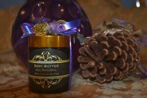 Luxurious Hand Made Body Butter Triple Goddess 100 Grams x 2