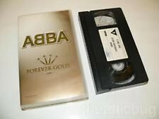 VHS ABBA Forever Gold