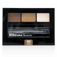 Maybelline Brow Drama Pro Palette - # 265 Auburn 2.8g Eyebrow