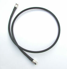 Digital Coax SDI Cable 0.5m Belden 1694a Canare true 75ohm BNC High specs 50cm