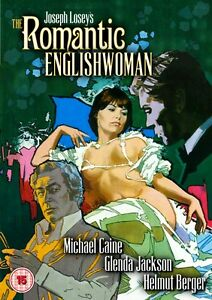 The Romantic Englishwoman 1975 DVD