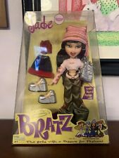 Mga Bratz Jade 1St Edition Original Nib Nrfb Fashion Doll Sealed 2001