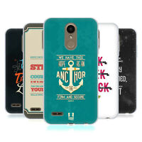 HEAD CASE DESIGNS CHRISTIAN TYPOGRAPHY SERIES 2 SOFT GEL CASE FOR LG PHONES 1