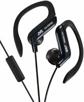 JVC HA-EBR80 Earset - Stereo - Black - Cable - 16 Ohm - 16 Hz - 20 kHz - Gold