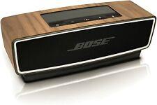balolo® Echtholz-Cover für Bose SoundLink 1 & 2 Case Skin Schutz-Hülle Zubehör