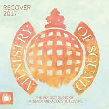 RECOVER 2017 - VARIOUS ARTISTS: 2CD ALBUM SET (May 5th 2017) (Ministry Of Sound)