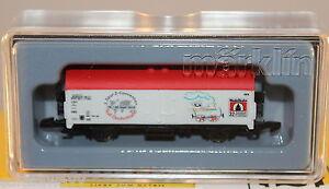 Märklin 8600.161 Refrigerator 3. Track-Z-Convention 2015 Ltd Edition 300 Pcs New