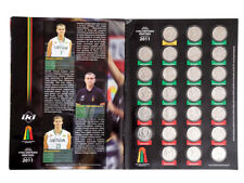 Official collection of Lithuanian men's basketball team medals 2011
