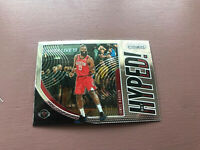 JAMES HARDEN 2019-20 Panini Prizm GET HYPED Rockets
