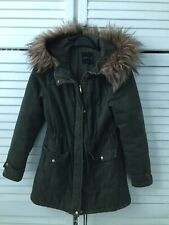 New Look Girl's Coat - Size 8 approx 12-14 years