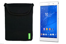 """Komodo Neoprene Protective Soft Cover Tablet Case Sleeve Pouch 7"""" 8"""" inch ///"""