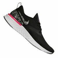 Nike Odyssey React 2 Flyknit GPX Running Shoes Black AT9975-002 Men's NEW