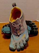 Vibram Five Fingers Bikila Barefoot Running Shoes Size 36 Womens  6  to 6.5 Gray