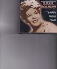 Billie Holiday-Billie Holiday 2 cd album