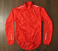 CYCLING LIGHTWEIGHT WINDPROOF JACKET ENDURA PAKAJAK SIZE XL RED