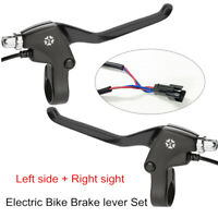 Bicycle Brake Lever For Electric Bike Parts Power Cut-off Brake Levers Ebike