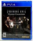 Resident Evil Origins Collection - PS4 - Brand New | Factory Sealed