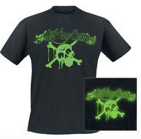 Mötley Crüe - Dr. Skull T-Shirt Ltd. Edition 72 h Glow in the Dark Size XXXL NEU