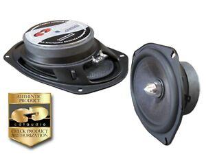 """CL-69S.2 Slim - CDT Audio 6"""" x 9"""" 180W RMS Carbon Fiber Subwoofer 2 Ohm Version"""