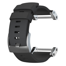 ** Clearance Stock ** Suunto Core Flat Black Rubber Strap SS020341000 AG_EBay