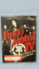 NEW SEALED Hot Topic Exclusive ~TOKIO HOTEL TV CAUGHT ON CAMERA, DVD~ USA SELLER
